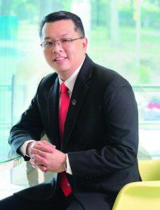 Edward Chong Sin Kiat, General Manager of IJM Land