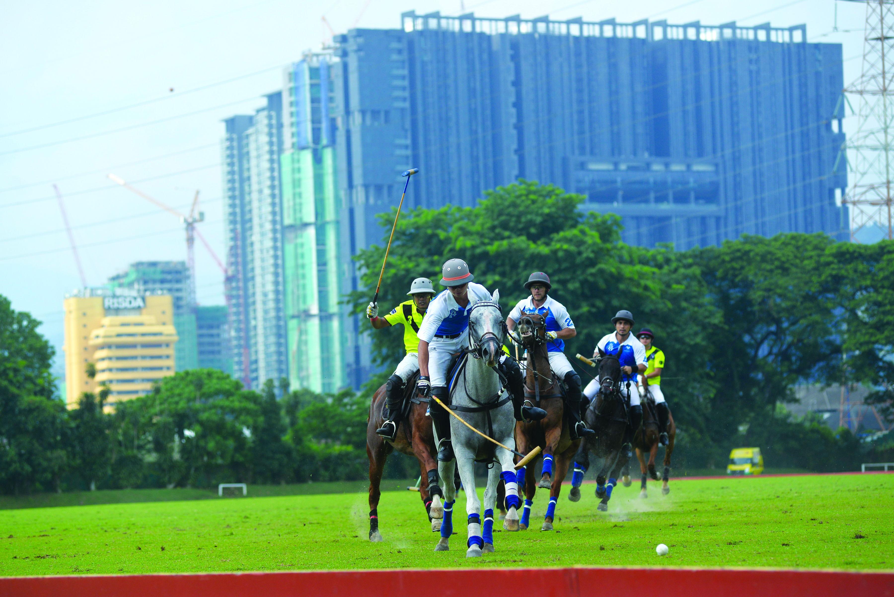 The Royal Pahang Polo
