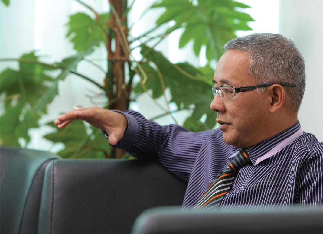 Datuk Samsul Husin