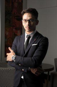 Shah Hafiz,DYXY Cosmetics, run as a partnership with wife, Dyana Roslan.