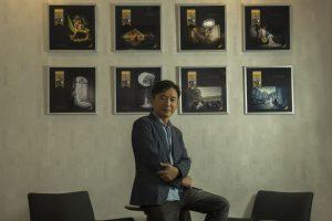 Founder Venus Bridal Selection, Deric Wan Kin Tong
