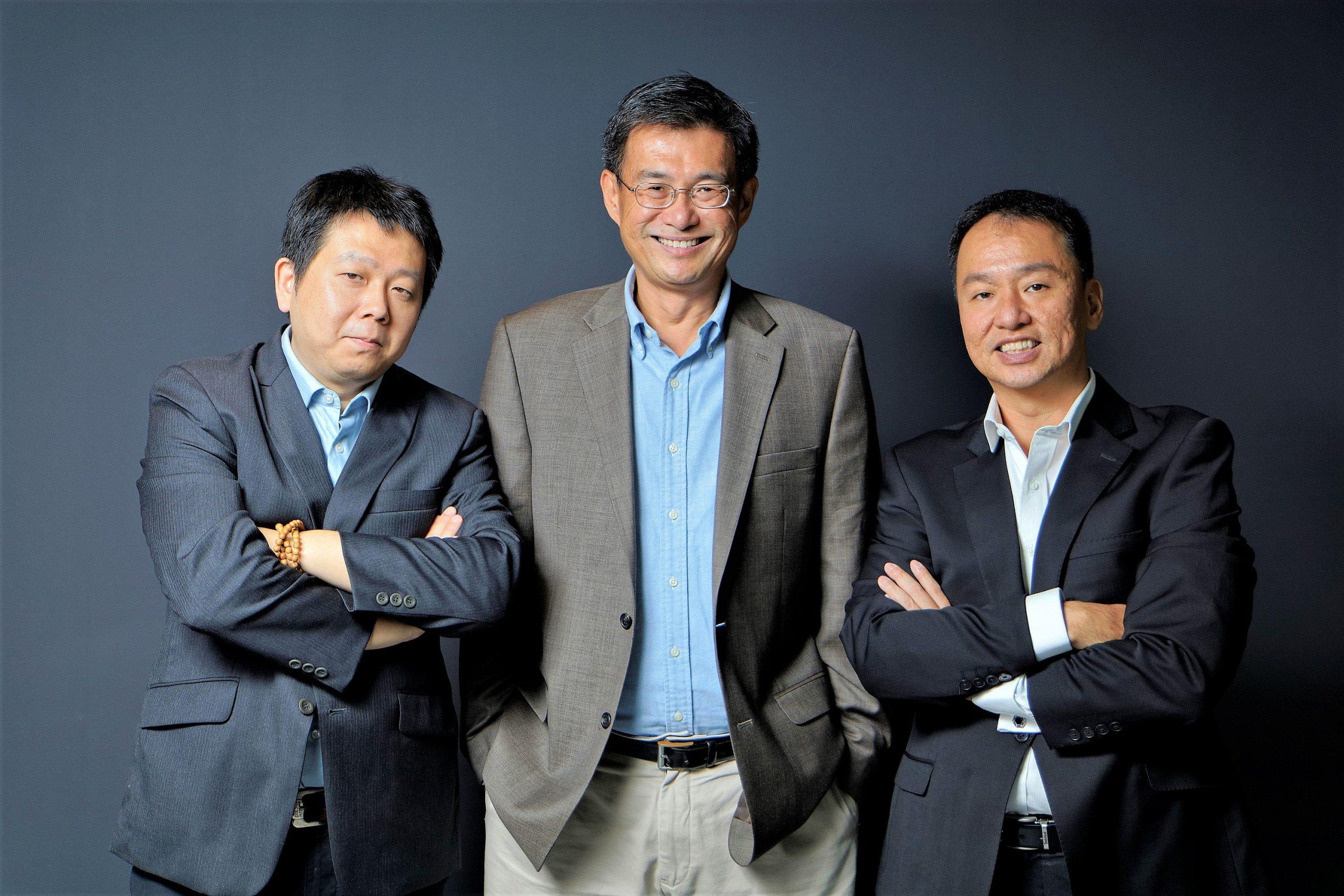 Wong Joo Seng, Ye Ting Song and Jason Wang