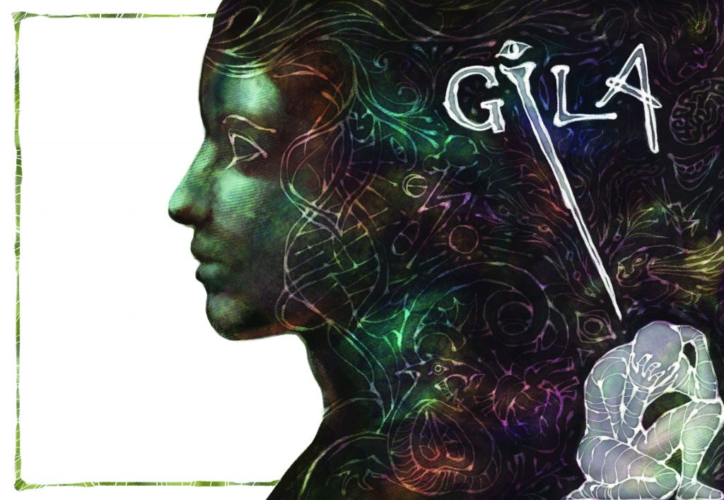 'GILA book cover' by Charis Loke