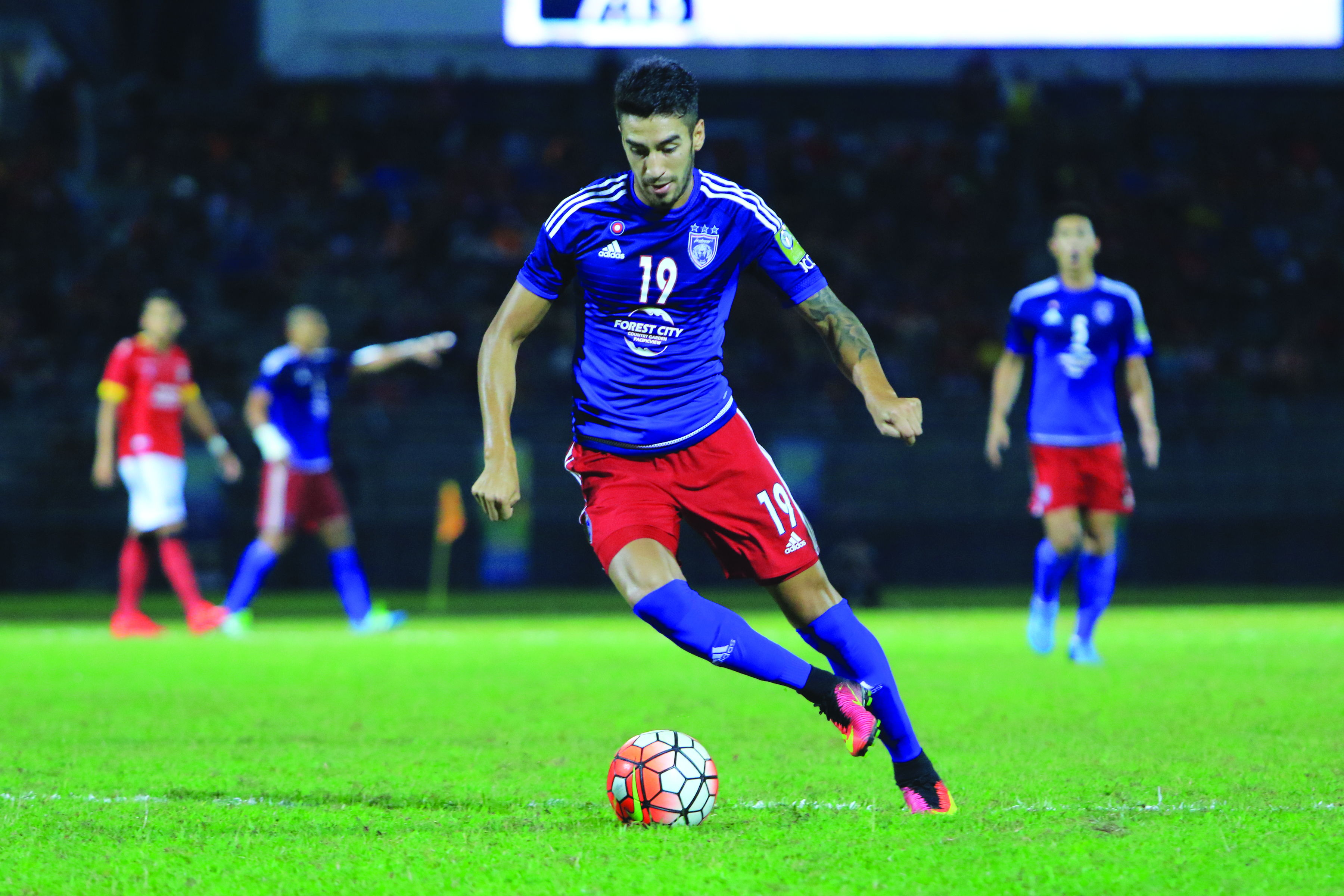 The Johor Southern Tigers