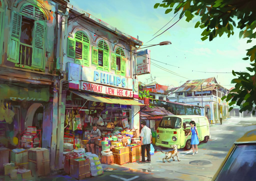 'Seremban' by Chong Fei Giap