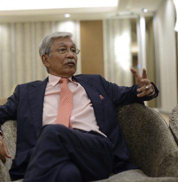 Tan Sri Abdul Rahim Abdul Rahman, Founder Rahim & Co International Sdn Bhd