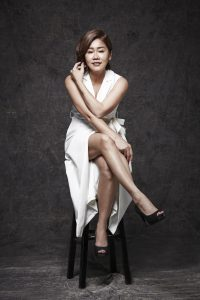 Anovia Bridal founded by Agnne Lee